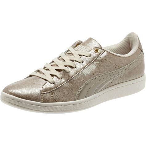 Puma Vikky Metallic Sneakers