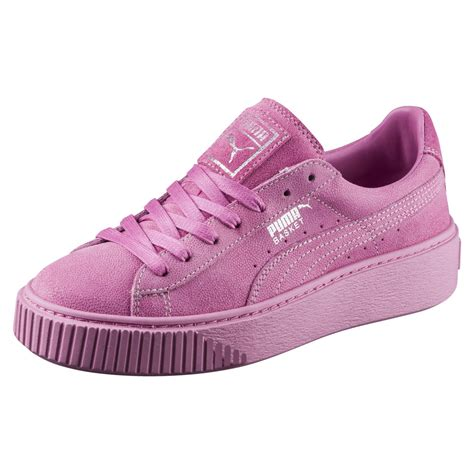 Puma Women's Basket Reset Wn's Fashion Sneaker
