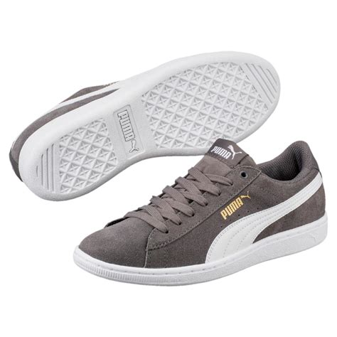 Puma Women's Vikky Sneaker Quiet Shade