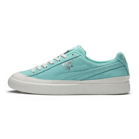 Puma X Diamond Clyde Sneakers