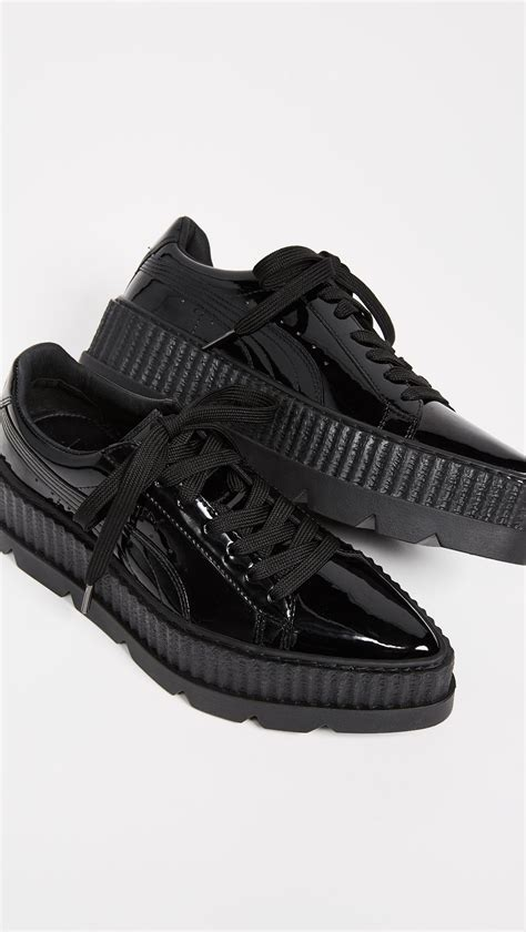 Puma X Fenty Sneakers Black