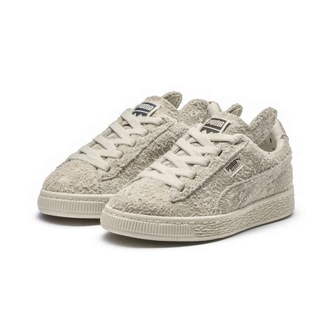 Puma X Tinycottons Basket Leather Preschool Sneakers