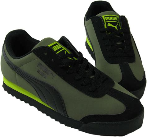 Puma Youth Boys Roma Sneakers