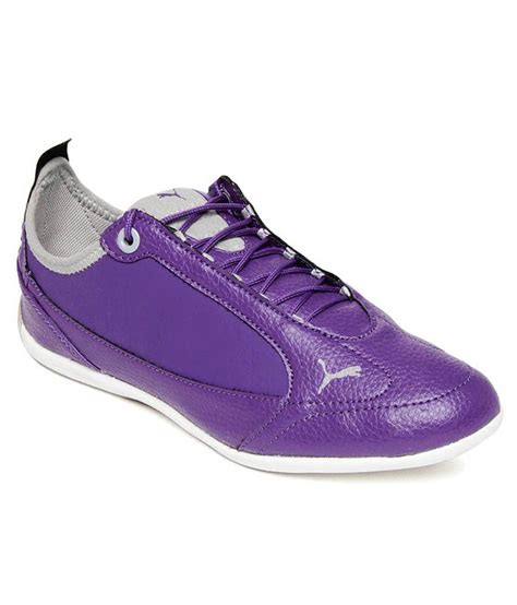 Puma Yovine Sneakers/casual Shoes- Purple