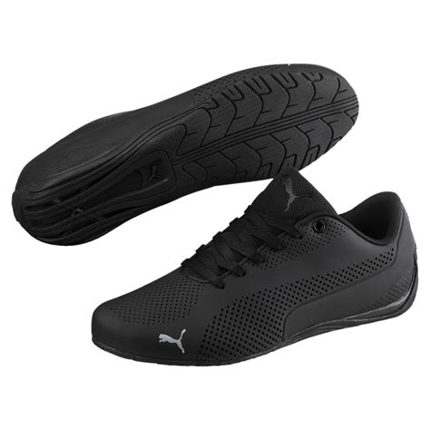 Puma Zipped Mens Sneaker Boots