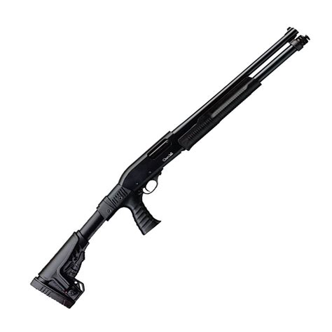 Pump Or Tactical Shotgun And Remington 20 Gauge Youth Pump Shotgun