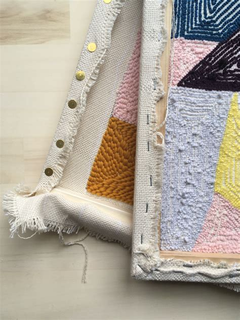 Punch Needle Frame Diy Easter