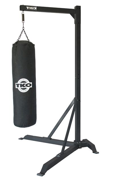 Punching Bag Stand Plans