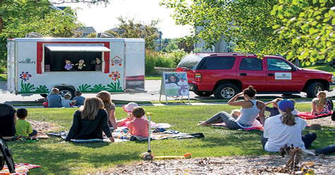 Puppet-Wagon