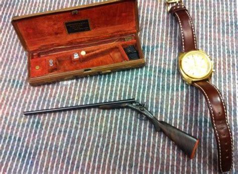 Purdey Miniature Shotgun And Rossi 12 Gauge Shotgun Pistol Price