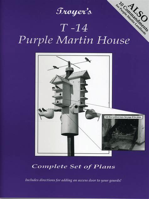 Purple-Martin-T14-House-Plans