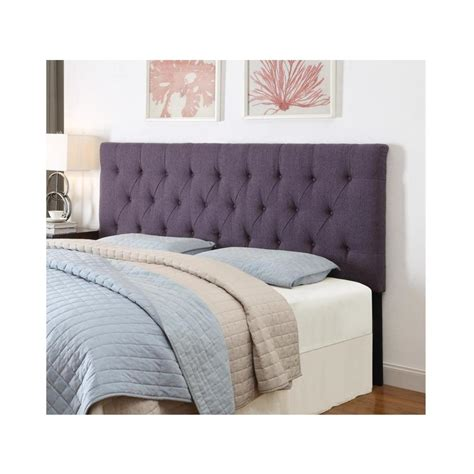Purple-Painted-King-Headboard-Diy