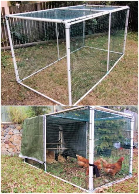 Pvc Chicken Coop Plans Free