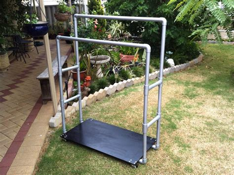 Pvc Clothes Rack Plans