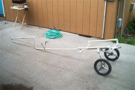 Pvc Kayak Trailer Plans