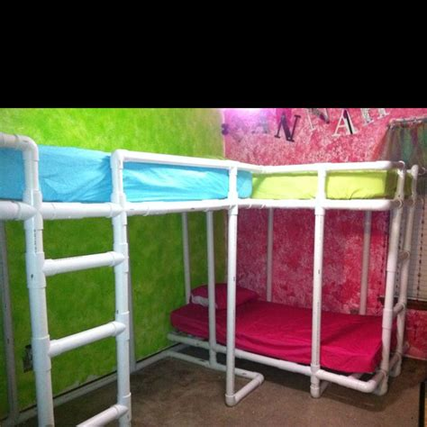 Pvc Pipe Bunk Bed Plans