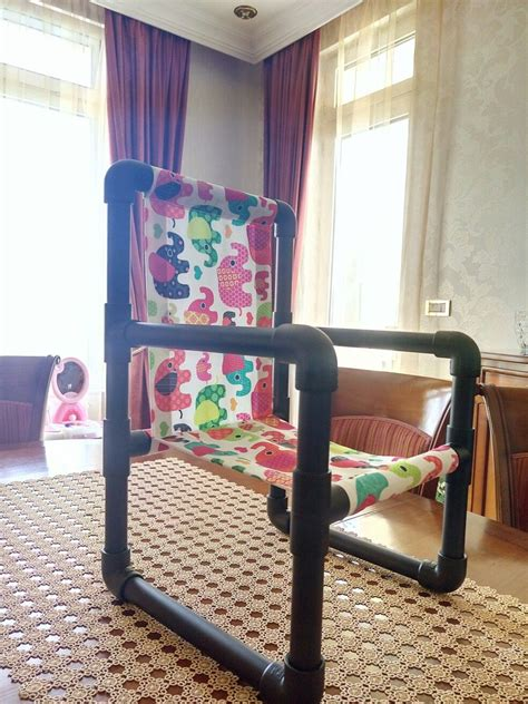 Pvc Pipe Chairs Diy