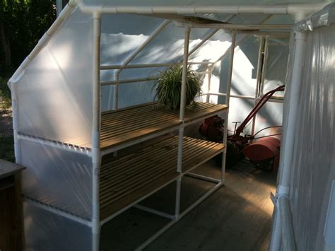 Pvc Pipe Greenhouse DIY