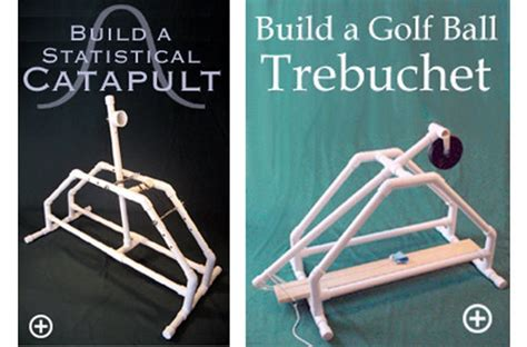 Pvc Pipe Trebuchet Plans Youtube