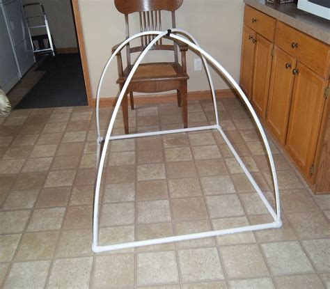 Pvc Table Tent Frame DIY