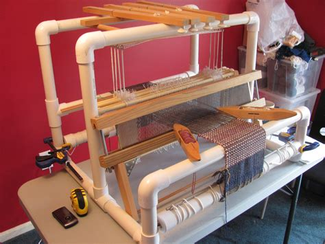 Pvc Weaving Loom Construction Plans