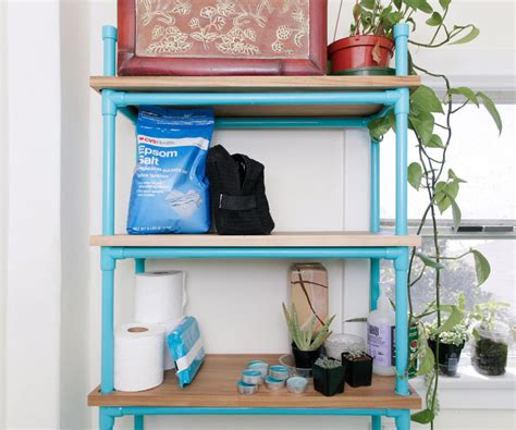 Pvc-Diy-Shelving