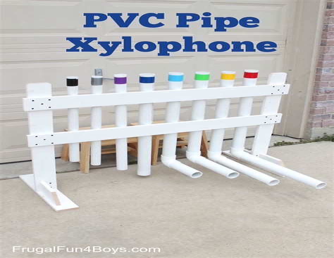 Pvc-Instrument-Plans