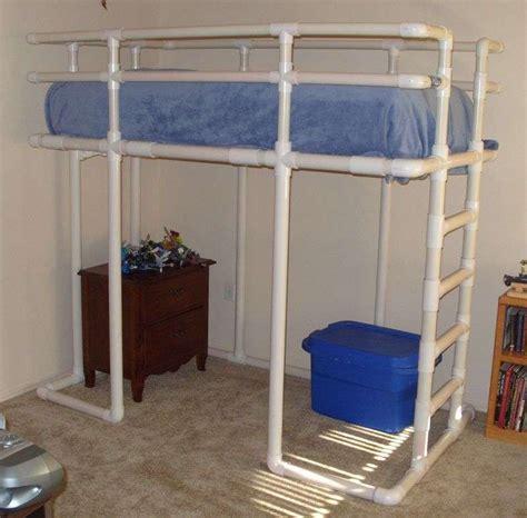 Pvc-Loft-Bed-Plans