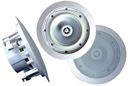 Pylehome Pwrc61 300 W Rms Speaker . 60 Hz To 22 Khz . 4 Ohm . In. Wall 'Product Type: Speakers/Component Speakers'
