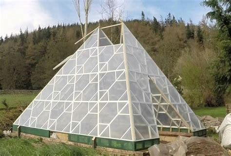 Pyramid-Greenhouse-Building-Plans-Kits-Design