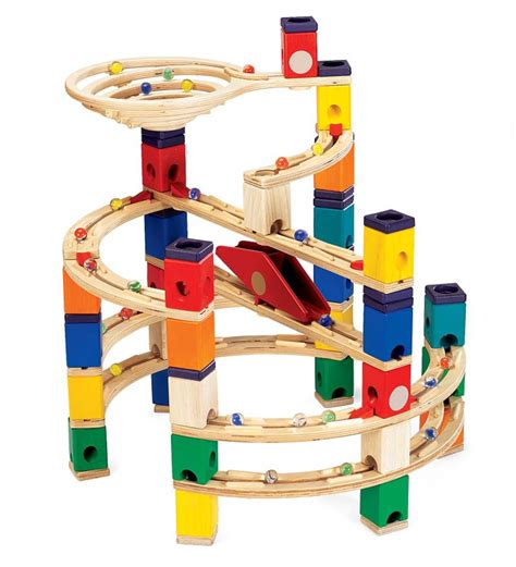 Quadrilla Marble Run Designs