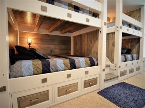 Quadruple-Bunk-Bed-Plans