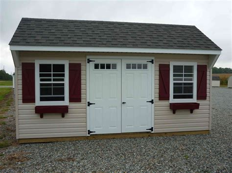Quaker-Style-Shed-Plans