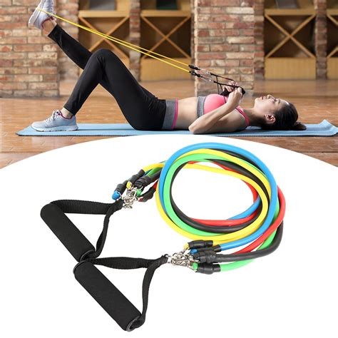 [click]quantity Discounts - Exercise Bands Resistance Tubing W .