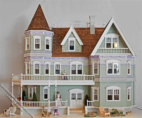 Queen Anne Dollhouse Plans Pdf