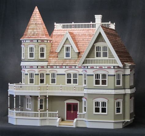 Queen Anne Dollhouse Plans Wood