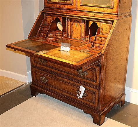 Queen Anne Secretary Desk Plans