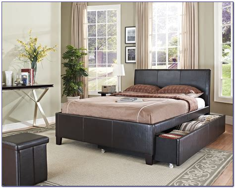 Queen Bed With Trundle Ikea