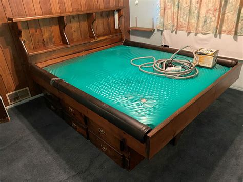Queen Size Waterbed Plans