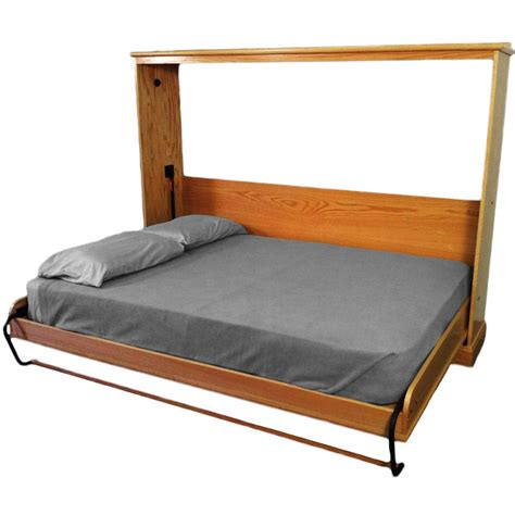 Queen size Deluxe Murphy Bed Kit Horizontal