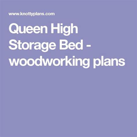 Queen-High-Storage-Bed-Plan