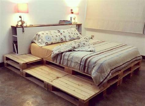 Queen-Pallet-Bed-Frame-Plans