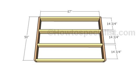 Queen-Size-Floating-Bed-Plans