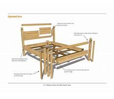 Best Queen platform bed woodworking plans.aspx