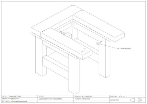 Queening-Chair-Plans