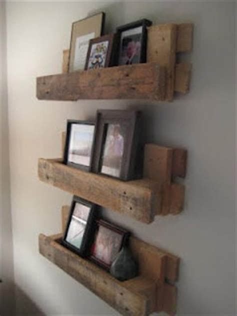 Quick Easy Diy Shelves From Pallets