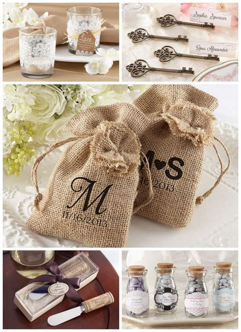 Quick Ideas for the Perfect Wedding favors