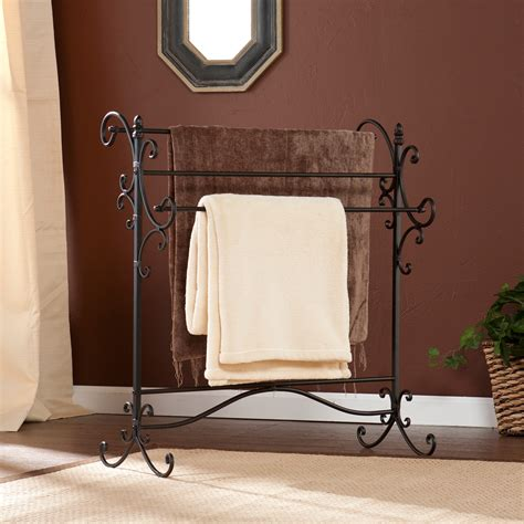 Quilt Blanket Rack Stand