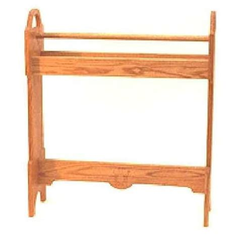 Quilt Rack Plans Woodworking