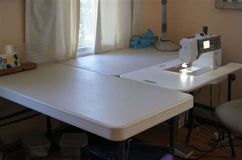 Quilt Sewing Table DIY